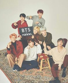 BTS X NONNO Magazine which will be released on 20 Nov  #방탄소년단 @BTS_twt
