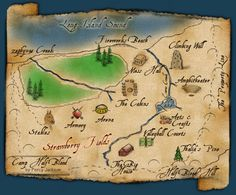 Camp Half-Blood is a Greek demigod training facility located on the Long Island Sound and is...
