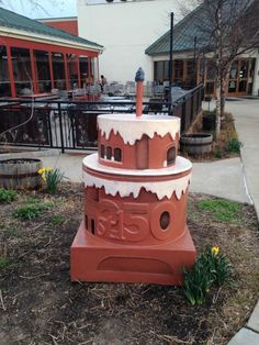 Schlafly Bottleworks in Maplewood.  #stl250  Elope near the patio, then enjoy a cold beer and good food.  Find A Cake - Make A Date - Elope for $50.