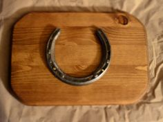Limited edition Only 30 left Lucky Horseshoe on by LKWoodenthings, $35.00
