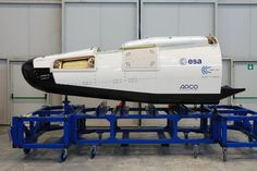 Space in Images - 2012 - 11 - Third full-scale prototype undergoing integration