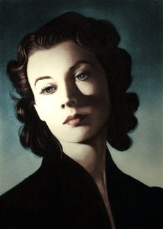 Vivien Leigh photoshop by molibali on DeviantArt School Photography, Art Photography, Photoshop Original, Isnt She Lovely, Vivien Leigh, Love Me Forever, Picture Link, Picture Ideas, Vintage Hairstyles