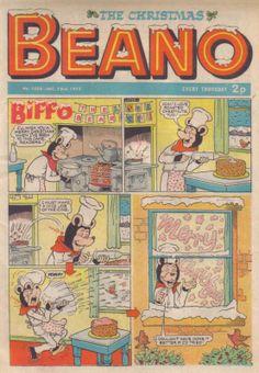 The Christmas Beano 1972
