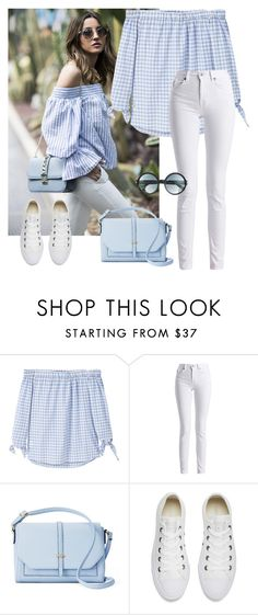 """Style"" by chrissy-50 ❤ liked on Polyvore featuring MANGO, Barbour International, Apt. 9, Converse and Tom Ford"