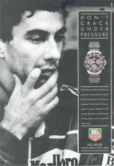 TAG Heuer Ayrton Senna Watch Resurrected With New Models Watch Releases