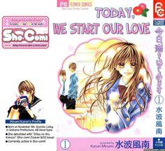 QManga (formerly MangaYou) | Kyou, Koi wo Hajimemasu - Chapter 1: