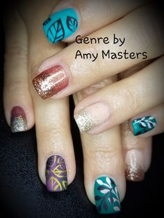 Nails by Amy Masters by Perfect10nails | Nail designs | Perfect 10 ...