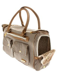 London Pet Carrier - Ms Lucy Minimus loves her new bag!