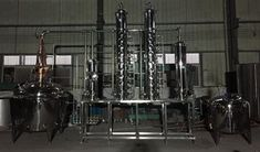 OLYMPIC MASTER SERIES VODKA /GIN/WHISKEY STILL 16 PLATE, 250 GALLON (1000L) — Moonshine Stills & Distillery Equipment