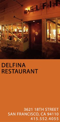 Delfina in SF. I have a special place in my little heart for this Italian spot. San Francisco, CA