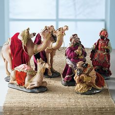 Kings and Camels, Set of Six WAS$339.00 NOW $169.50