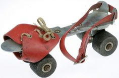 My first pair of roller skates looked like these