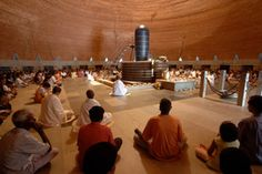6 Popular Ashrams in India: Isha Foundation Ashram