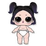 Lol Dolls, Series 3, Dusk, Baby Dolls, Minnie Mouse, Barbie, Photoshop, Tags, Disney Characters