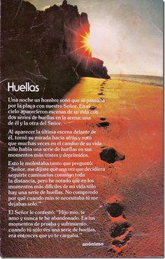 LAS HUELLAS.