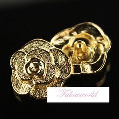 20 stuks 19mm elegante leuke knoppen van Fabric World op DaWanda.com