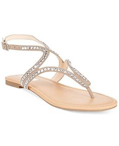 INC International Concepts Maryna Pink Blush Size 55 Flat Sandals * You can get additional details at the image link.(This is an Amazon affiliate link)