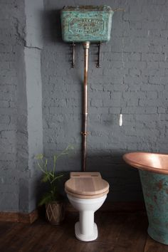 High Level Cistern | Buy Online at Catchpole & Rye