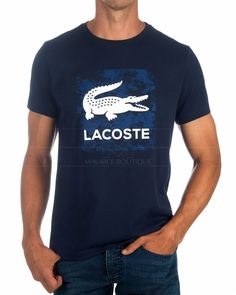 Camisetas LACOSTE ® Sport Azul Marino ✶ Logo Blanco | ENVÍO GRATIS Lacoste T Shirt, Lacoste Sport, Gents T Shirts, Polo T Shirts, Adidas Originals Tshirts, Polo Shirt Outfits, Kids Clothes Boys, Tee Shirt Designs, Swagg