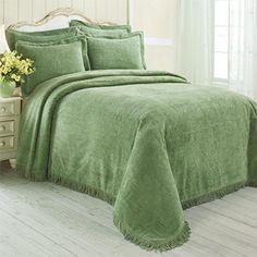 Brylanehome Cotton Chenille Bedspread BrylaneHome http://www.amazon.com/dp/B007F5JUU4/ref=cm_sw_r_pi_dp_xxOCvb0GZP948