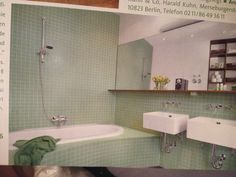 Best anliegerwohnung images bath room bathroom