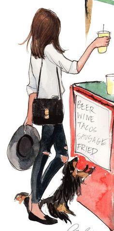 Inslee Haynes (jeans, white)