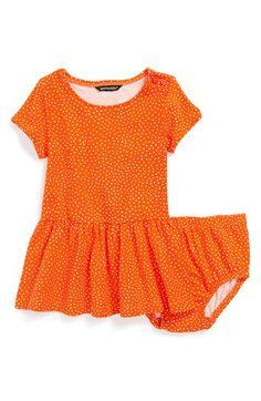 Marimekko Dot Print Dress & Bloomers (Baby Girls) available at #Nordstrom