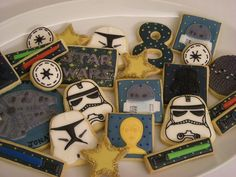 Star Wars Cookies | Flickr - Photo Sharing!
