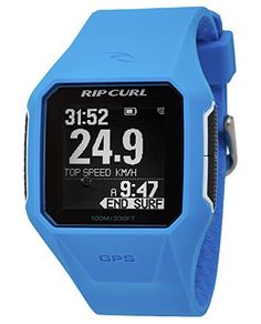 The Rip Curl SearchGPS Watch is like no other in the lineup. Track your surf register your top speed and distance and rack up your wave count in each session. Sync your data to the Rip Curl SearchGPS...