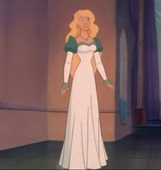 Odette from Swan Princess- my favorite thing about her is that she wanted to be loved for more than just her beauty.