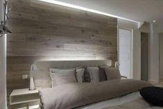 Laminated Flooring Headboard