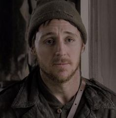 """Sergeant Malarkey from """"Band of Brothers."""""""