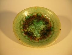 Pottery with Fused Glass - Dock 6 Pottery