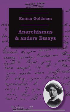 Anarchie/Autonomie : Anarchismus und andere Essays