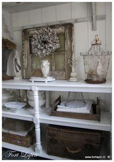 Brocante, décoration brocante vintage