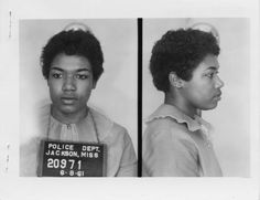 In Gwendolyn Greene was a 19 yr old student at Howard University when she took part in a Freedom Ride from New Orleans to Jackson, Mississippi. She later married fellow Freedom Rider Travis Britt and raised two sons while working in real estate Black History Facts, Black History Month, Freedom Riders, Howard University, Civil Rights Movement, African Diaspora, Black Pride, African American History, Women In History