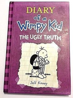 A book about summer greg wants to enjoy his summer but a the ugly truth diary of a wimpy kid book 5 hardcover new solutioingenieria Images