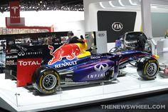 Infiniti Red Bull Racing Earns Impressive Finishes as Spanish Grand Prix