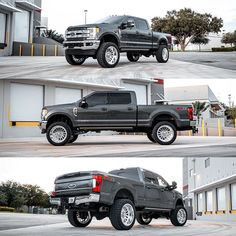 American Force Atom wrapped in Nitto Ridge Grapplers. The truck is sitting on a Fabtech 6 Radius Arm system. Call or visit us today to lift your Jeep or truck. CHAMPION 1 2644 W St Hialeah FL 33016 7710 W Oakland Park Blvd Sunrise FL 33351 Nitto Ridge Grappler, Radius Arm, Automotive Shops, Oakland Park, Ford Super Duty, Lift Kits, Diesel Trucks, Cool Trucks, Offroad