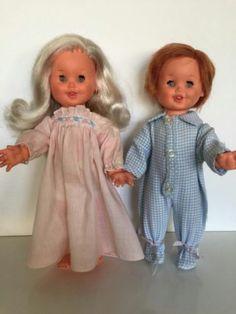 Bambole E Accessori Giocattoli E Modellismo Splendida Coppia Bambola Muneca Annetta E Felicino Furga Anni 60 Vintage Doll Discounts Price