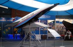 Russian Hypersonic vehicle model