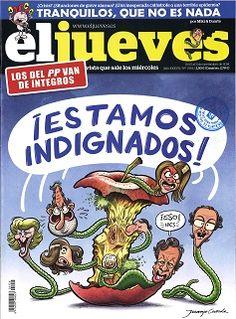 EL JUEVES  nº 1954 (5-11 novembro 2014)