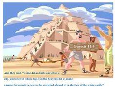 Bible Fun For Kids: Genesis: Tower of Babel