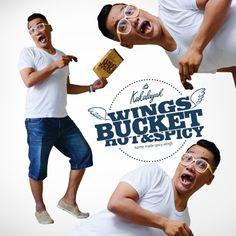 kukuluyuk wingsbucket print ad