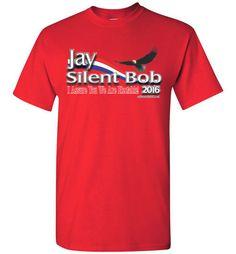 Election 2016 : Jay & Silent Bob