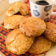 We've given these popular South African scones a lemon zest and Seville orange marmalade twist. They're even more delicious when still warm from the oven.