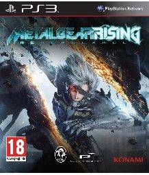 JEU PS3 METAL GEAR RISING : REVENGEANCE - Magasin Calais #geek #player #game