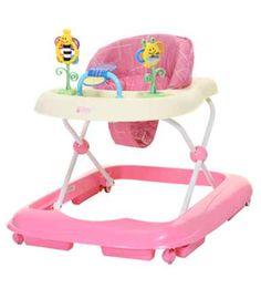 Pink Baby Walker, Baby Weavers,