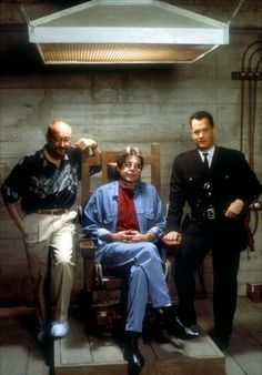 Director, Actor, and Author all together! The Green Mile (1999)