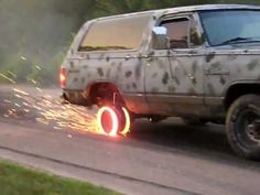 The Best Burnout EVER!!!! - YouTube